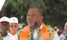 [Côte d'Ivoire/Présidentielle 2020] Le Ministre Sidiki Konaté sonne la remobilisation des militants Rhdp dans le Tonkpi