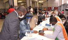 [Présidentielle 2020/Enrôlement des ivoiriens de France sur la liste électorale] Grand engouement autour de l'opération