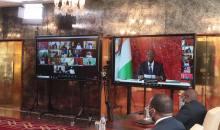 [CEDEAO] Alassane Ouattara exhorte les maliens à préserver la stabilité et la paix au Mali