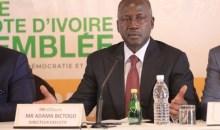 [Côte d'Ivoire/Présidentielle 2020] Bictogo propose la candidature d'Ado à Ado