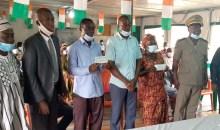 [Côte d'Ivoire/Bitumage de l'axe Blolequin-Toulepleu-frontière du Liberia] Les populations impactées par le projet soulagées