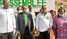 [Côte d'Ivoire/Région du Guemon] Serey Doh Célestin appelle les structures de bases du RHDP à la vigilance face aux provocations de certains politiciens