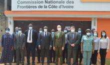 [Coopération ivoiro-allemande] L'Allemagne apporte un soutien important à la Commission nationale des Frontières de Côte d'Ivoire