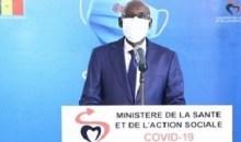 [Covid-19/Sénégal] Le bilan s'alourdit à 12.446 contaminations avec 141 nouveaux cas