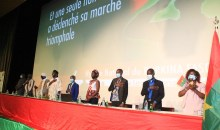 """[Présidentielle Burkinabè] Le mouvement politique """"C'est le moment'' tient son premier congrès extraordinaire et annonce son soutien à Roch Marc Kaboré"""