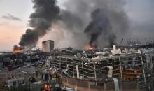 [Liban/Explosions à Beyrouth] 300000 personnes sans domicile et des dommages estimés à plus de trois milliards de dollars
