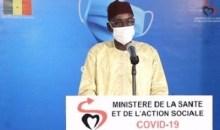 [Covid-19/Sénégal] 153 nouvelles contaminations signalées