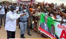 [Visite d'Etat dans le Moronou/Ultime meeting de Bongouanou] Le peuple Agni Morofoué réaffirme son soutien à Alassane Ouattara