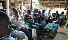 [Côte d'Ivoire S/P de Bin-Houyé] Mme Clarisse Mahi invite les populations à l'union et à l'entente à Gliouleu