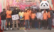 """[Côte d'Ivoire] La NBCI récompense ses heureux gagnants du """"Jeu Bouchons'' Planet"""