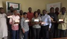 [Côte d'Ivoire/Fonds exceptionnel Covid-19 à la presse numérique] Le Repprelci remet des chèques à 22 entreprises bénéficiaires