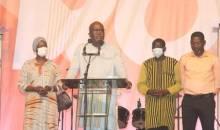 """[Burkina Faso/Après réélection] Roch Marc Kaboré veut continuer à relever """"les défis majeurs qui se dressent'' devant le pays (Déclaration)"""