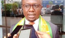 [Assemblée générale constitutive et élective du JPCI] Aristide KEUGONGO, tout premier président élu à l'unanimité
