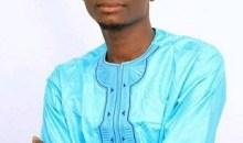 [Benin Showbiz Awards 2020] Le jeune artiste Ernest Cica, nominé