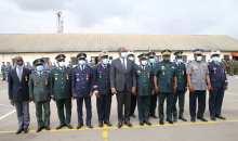 [Côte d'Ivoire/Décoration] Le Premier Ministre Hamed Bakayoko salue le professionnalisme et l'efficacité des Forces de Défense et de Sécurité