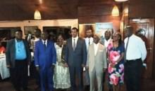 [Dîner gala des Inventeurs] La FEDINCI a officiellement lancé le  Salon International des Inventions d'Abidjan (Abidjan Innova 2021), ce mardi 29 décembre