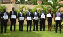 [En prélude à la démarcation des frontières entre la Côte d'Ivoire et le Burkina Faso] Les membres de la commission mixte paritaire formés