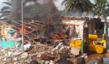 [Côte d'Ivoire/Yamoussoukro] Une explosion dans une unité de transformation fait deux morts et plus d'une dizaine de blessés