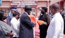 [Côte d'Ivoire/Deuil] Honneurs de la nation à Zadi Kessy Marcel