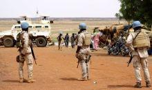 [Lutte contre le terrorisme] 3 casques bleus ivoiriens tués et 4 autres blessés au Mali