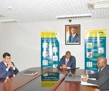 [Accès à l'Internet] La poste de Côte d'Ivoire noue un partenariat avec avec konnect et Intersat