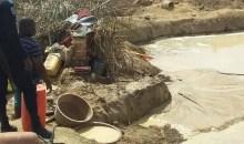 [Côte d'Ivoire/Grand-Zattry] Un grand site d'orpaillage clandestin démantelé
