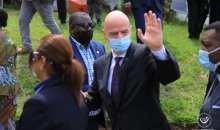 [Sport/Football] Le président de la Fifa Gianni Infantino arrive en Côte d'Ivoire, voici ce qu'il vient faire