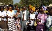[Côte d'Ivoire/Développement] André Sia apporte un soutien financier de 2 400 000 F à 12 groupements féminins de Podiagouiné
