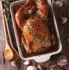 Recette: optez pour le poulet au four, cette semaine pascale !