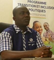 [Côte d'Ivoire/Paix durable] Le Coordonnateur de l'Ong Indigo donne des pistes