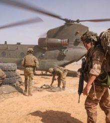 Antiterrorisme/Sahara : Le chef de l'organisation Etat islamique tué par les forces françaises