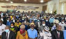 [Première sortie du ministre gouverneur des Montagnes] Mobilisation exceptionnelle à la CAISTAB pour Albert Flindé