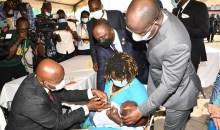 [Santé] Top départ de la campagne nationale de suivi de la vaccination gratuite contre la rougeole et la rubéole intégrée à la vaccination de rattrapage contre la poliomyélite