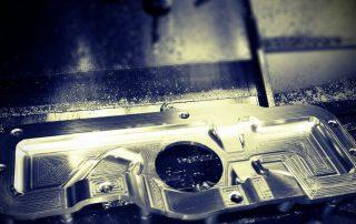 CNC Fertigung Fräsen