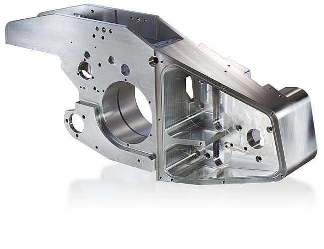 Trägergehäuse aus Stahl