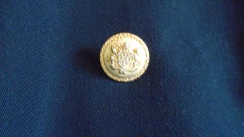 Sailor blazer button