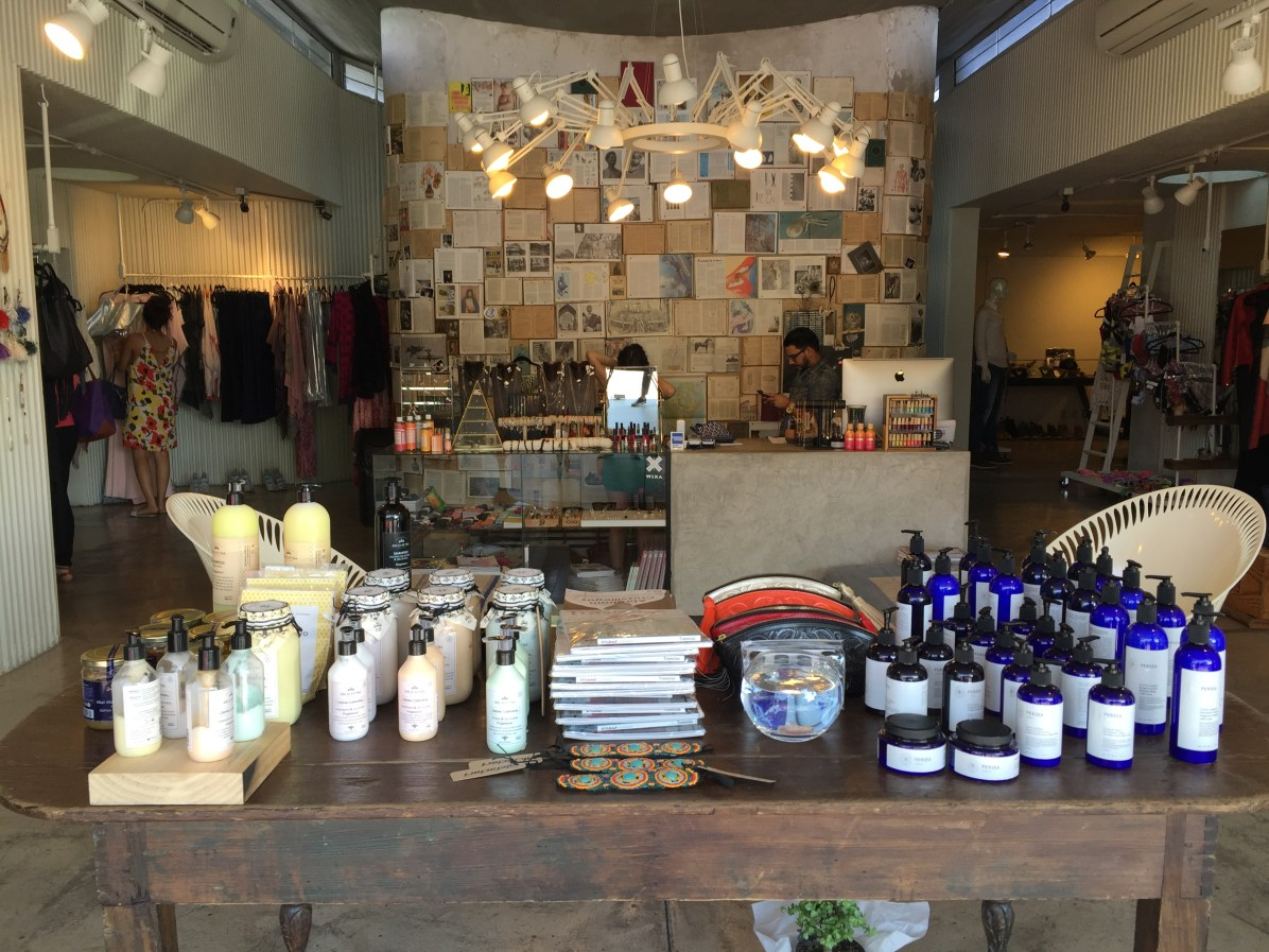 From POST: Shopping at Defactory
