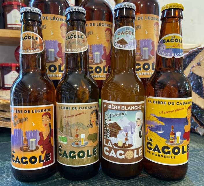 biere bio du cabanon 33cl la cagole