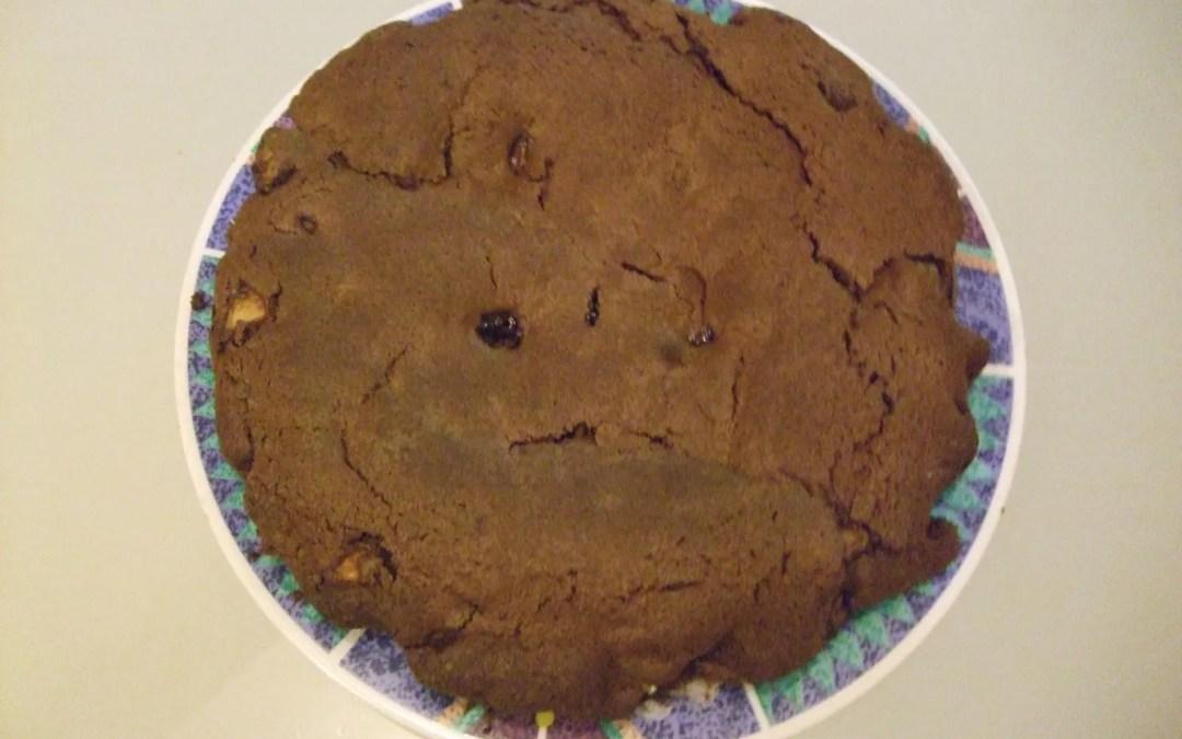 Gâteau poire-chocolat