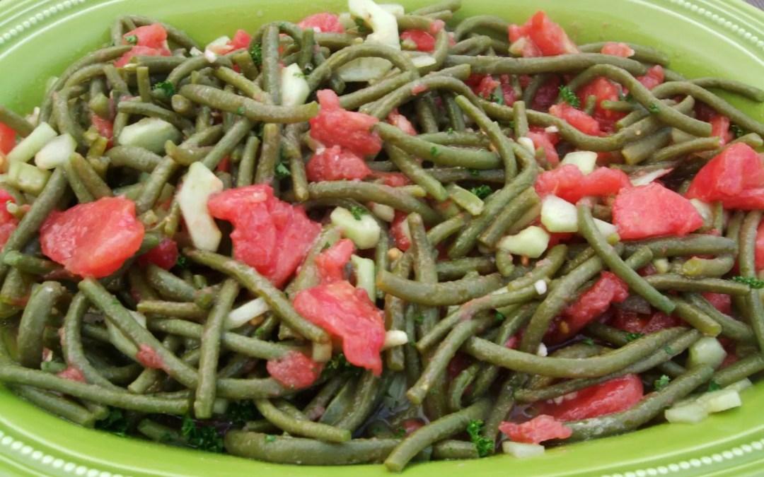 La salade d'été du Potager