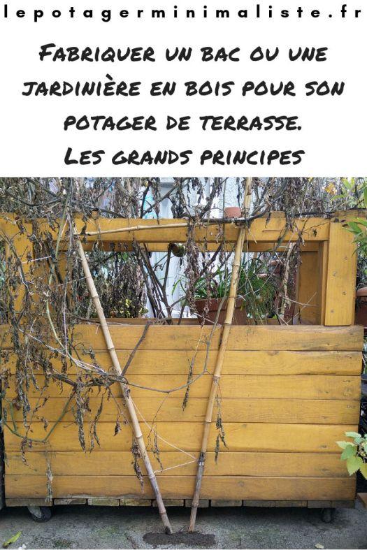 fabriquer-bac-jardiniere-bois-palette-pinterest