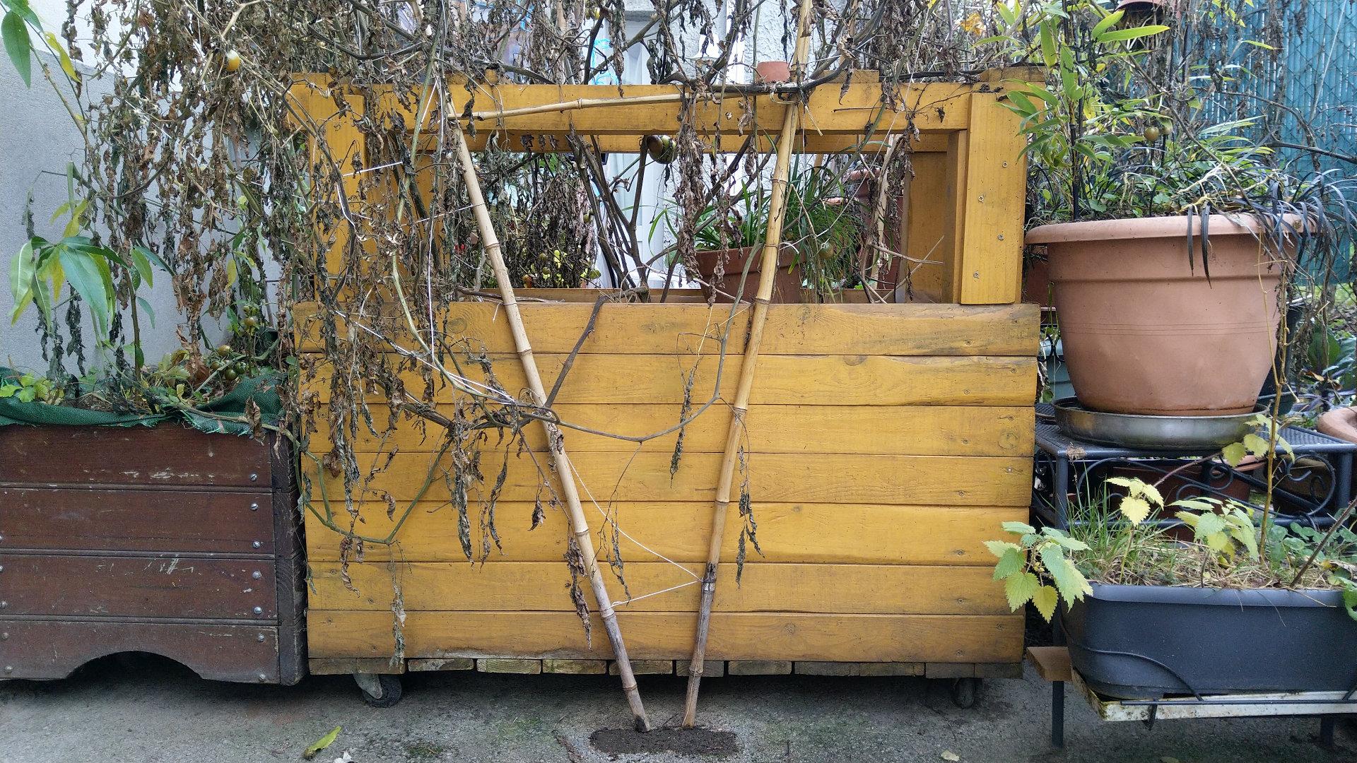Fabriquer Terrasse En Bois Pas Cher fabriquer une jardinière ou un bac en bois pour son potager