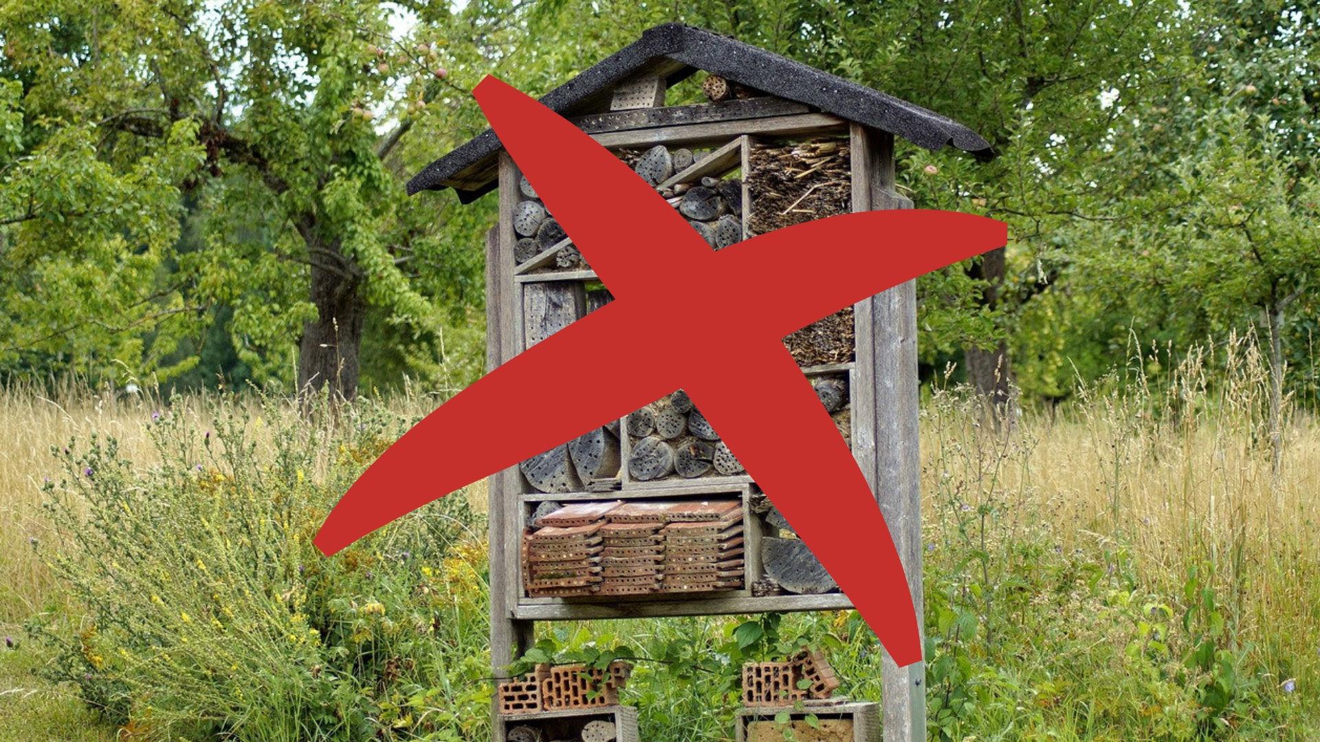 n 39 installez pas d 39 h tel insectes sur votre terrasse de. Black Bedroom Furniture Sets. Home Design Ideas