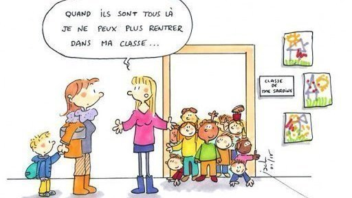 Non aux fermetures de classes au Pré Saint-Gervais !