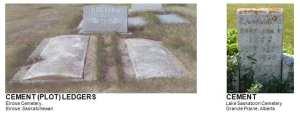 Lake Saskatoon Cemetery, Grande Prairie, Alberta