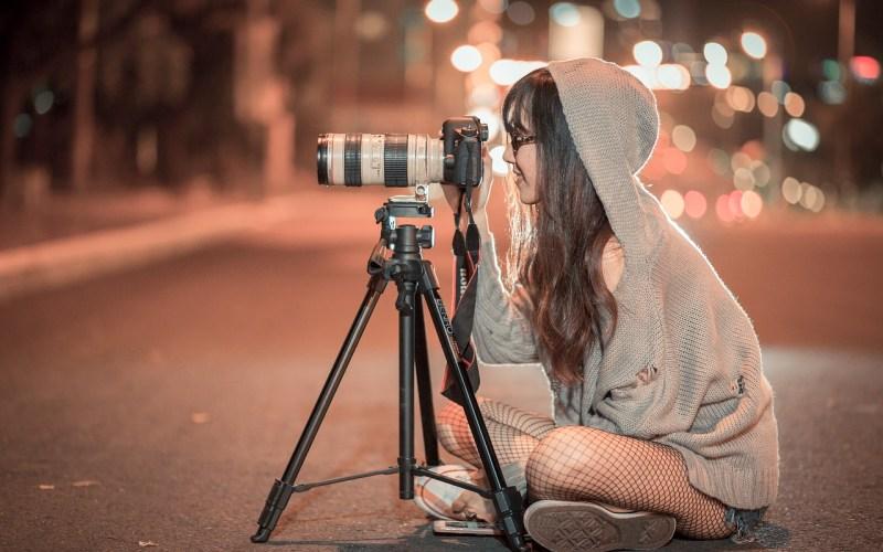 Jak uczyć się fotografii samemu?