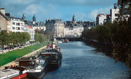 Rennes, plus qu'une ville...
