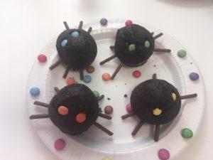 Muffins d'Halloween - Atelier Cuisine