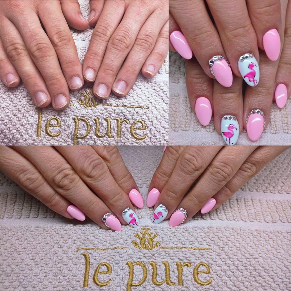 5 Powodow Za Ktore Pokochasz Manicure Zelowy Le Pure Ruczaj