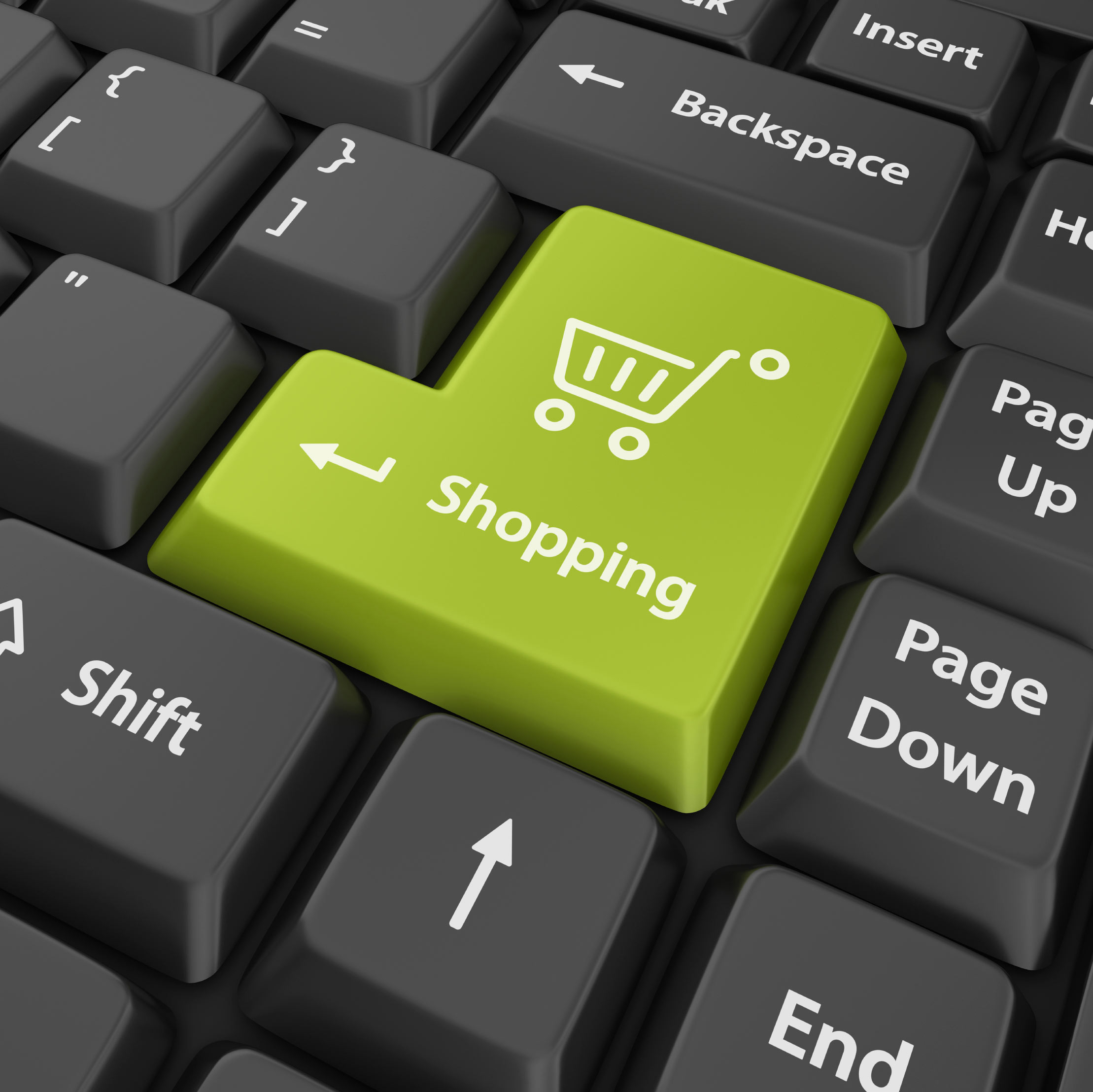 requirements of online shopping